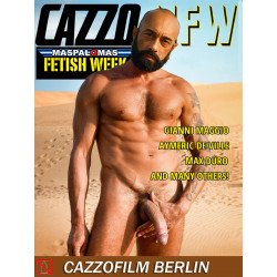 MFW Maspalomas Fetish Week Raw DVD (Cazzo) (17223D)