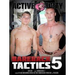 Bareback Tactics #5 DVD (17400D)