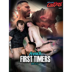 French First Timers #03 DVD (Gay Porn Casting) (17443D)