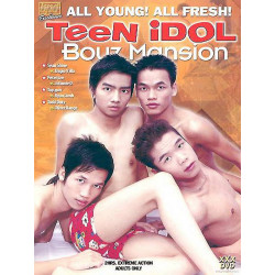 Boyz Mansion (Teen Idol) DVD (03660D)