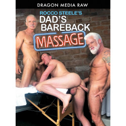Rocco Steele`s - Dad's Bareback Massage DVD (Ray Dragon) (17617D)