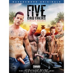 Five Brothers: Family Values DVD (17578D)