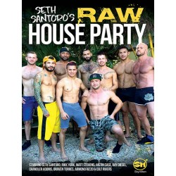 Seth Santoro`s Raw House Party DVD (17342D)