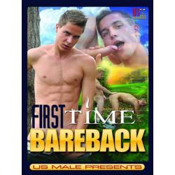 First Time Bareback DVD (17629D)
