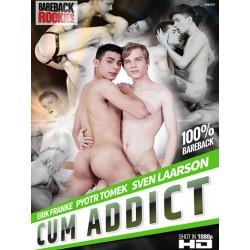 Cum Addict (BB Rookies) DVD (17460D)