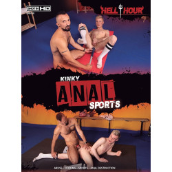 Hell Hour: Kinky Anal Sports DVD (17765D)