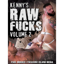 Kenny`s Raw Fucks #2 DVD (Treasure Island) (17768D)