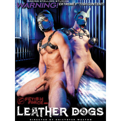 Leather Dogs (Fetish Force) DVD (17767D)