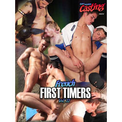 French First Timers #11 DVD (Gay Porn Casting) (17454D)
