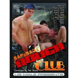 Bareback Rough Club DVD (US Male) (17642D)