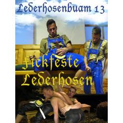 Lederhosenbuam 13 (Fickfeste Lederhosen) DVD (17778D)