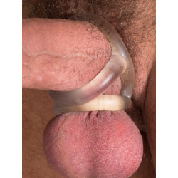 Sport Fucker Fucker Ring Clear