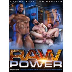 Raw Power (Raging Stallion) DVD (16650D)