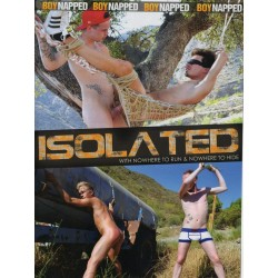 Isolated DVD (Boynapped) (17889D)