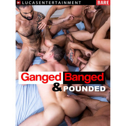 Ganged Banged & Pounded DVD (LucasEntertainment) (17873D)