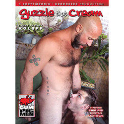 Guzzle That Cream DVD (Cum Pig Men) (17726D)
