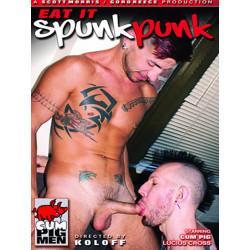 Eat It Spunk Punk DVD (17724D)
