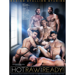 Hot Raw And Ready DVD (17935D)
