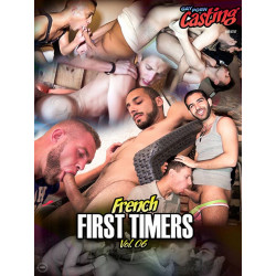 French First Timers #06 DVD (17446D)