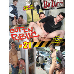 Out in Public #21 DVD (17710D)