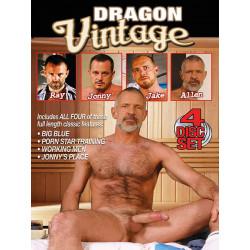 Dragon Vintage 4-DVD-Set (Ray Dragon) (17701D)