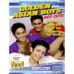 Golden Asian Boys DVD (01922D)