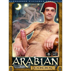 Arabian Cocks DVD (Alexander Pictures) (13060D)