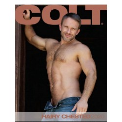 Colt Hairy Chested 2020 Calendar (Colt) (M0990)