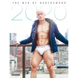 Naked Sword 2020 Calendar (M0982)