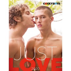 Just Love 2020 by Cocky Boys Calendar (M0986)