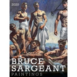 Bruce Sargeant Paintings 2020 Calendar (M0989)