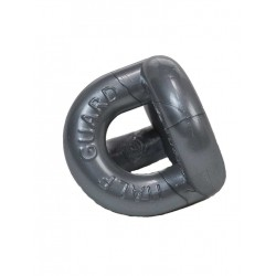 Sport Fucker Half Guard Cockring/Ball Stretcher Dark Grey (T3337)