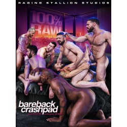 Bareback Crashpad DVD (Raging Stallion) (18029D)