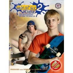 Skater Kidz #2 DVD (Gordi Switzerland) (03735D)