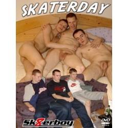 Skaterday DVD (Sk8erboy) (02021D)