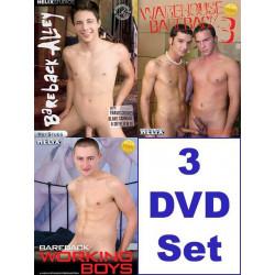 Helix Super Pack 3-DVD-Set (10258D)