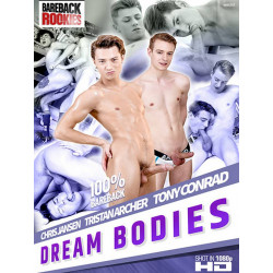 Dream Bodies DVD (Bareback Rookies) (17462D)