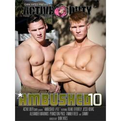 Ambushed #10 DVD (Active Duty) (17942D)