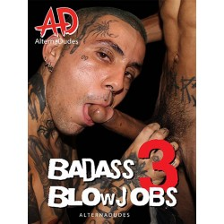 Badass Blowjobs 3 DVD () (17866D)