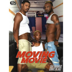 Moving Movie DVD (Edward James) (18042D)