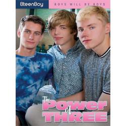 The Power of Three DVD (8teenboy) (18101D)