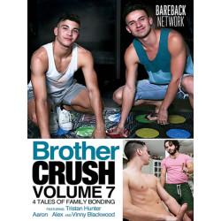 Brother Crush #7 DVD (Bareback Network) (18172D)