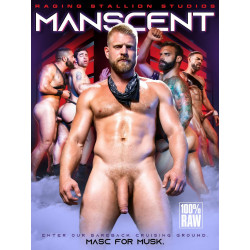 Manscent DVD (Raging Stallion) (18143D)