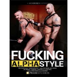 Fucking Alpha Style DVD (Pride Studios) (18287D)
