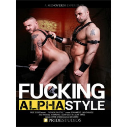 Fucking Alpha Style DVD (Pride Studios) (18287D)