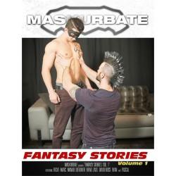Fantasy Stories #1 DVD (Maskurbate) (18273D)