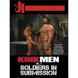 KinkMen Vol. 2 - Soldiers In Submission DVD (Kink Men) (18384D)