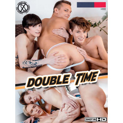 Double Time (Staxus) DVD (Staxus) (18428D)