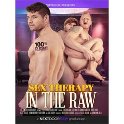 Sex Therapy In The Raw DVD (Next Door Studios) (18427D)