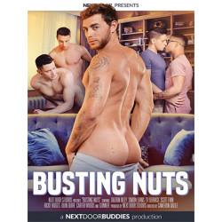 Busting Nuts DVD (Next Door Studios) (18390D)